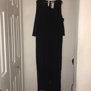 Black jumpsuit - NWT